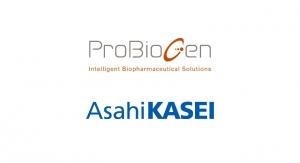 Asahi Kasei Pharma Contracts ProBioGen