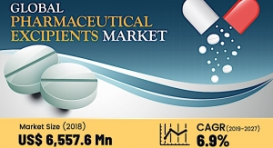 Pharmaceutical Excipients Market Poised for Growth