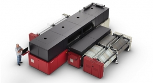 Agfa Introduces InterioJet Water-based Inkjet Printing System for Interior Decoration