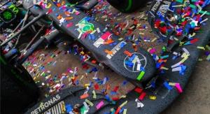Axalta Congratulates Mercedes-AMG Petronas Formula One Team, Lewis #HAMIL7ON on Making #HIS7O