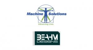 Machine Solutions Acquires Beahm Designs