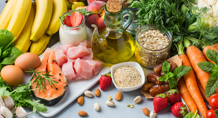 DASH Diet Has No Protective Association With Sarcopenia, Study Finds