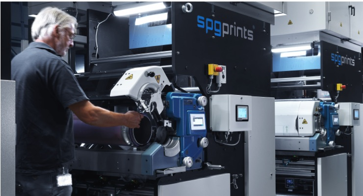 SPGPrints' Printing Process Allows For Production of COVID-19 Rapid Test Devices