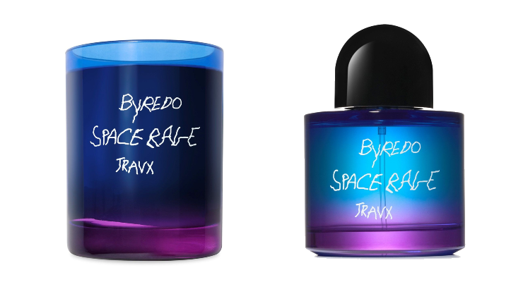 Byredo and Travis Scott Unveil Space Rage