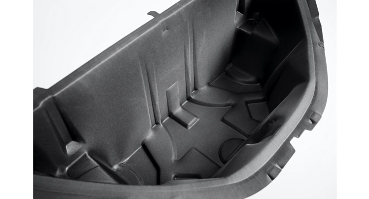 Autoneum Develops Front Trunk Made of Ultra-Silent