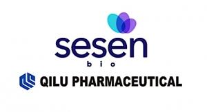 Sesen Bio Enters Mfg. and Supply Partnership with Qilu Pharma
