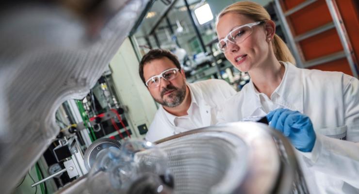 BASF Launches Circular Economy Program