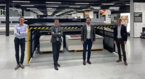 Durst Launches P5 350 High Speed Printing System