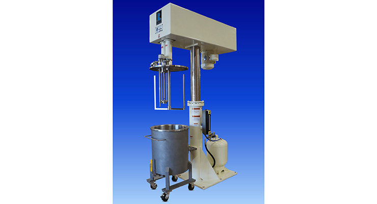 ROSS Offers Dual Shaft Mixer Designed for Increased Shear