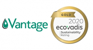 Vantage Earns Gold Rating from EcoVadis