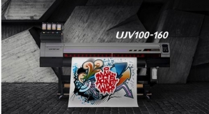 Mimaki UJV100-160 Awarded Best Roll-to-Roll Printer by EDP