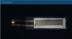 Flexible Screen-printed Rechargeable Battery with Up to 10x More Power Than State-of-the-Art