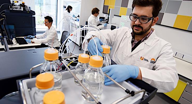 Collaboration Creates Bio Hub in Northern UK
