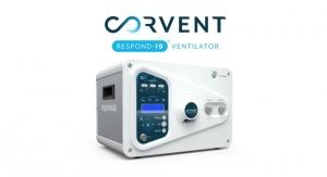 CorVent, Siemens Healthineers Ink RESPOND-19 Ventilator Distribution Deal