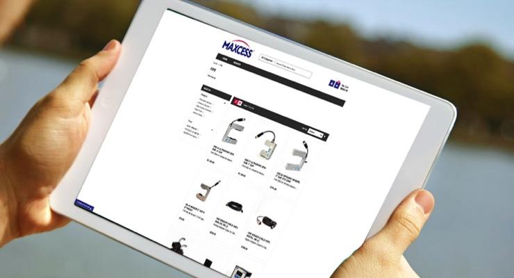 Maxcess launches e-commerce platform, RotoMetrics improves