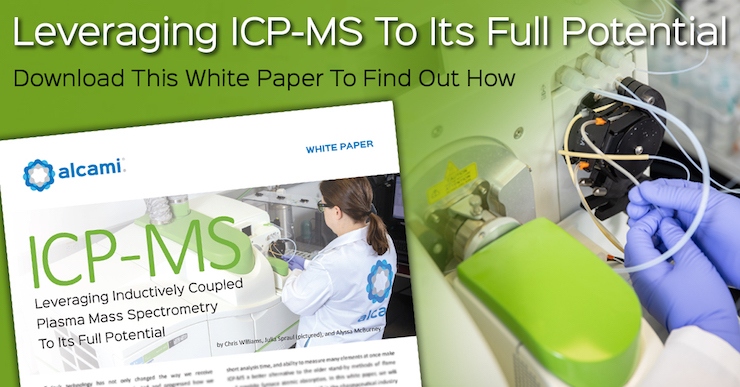 ICP-MS - Leveraging Inductively Coupled Plasma Mass Spectrometry To Its Full Potential