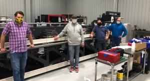 eAgile installs new Nilpeter press