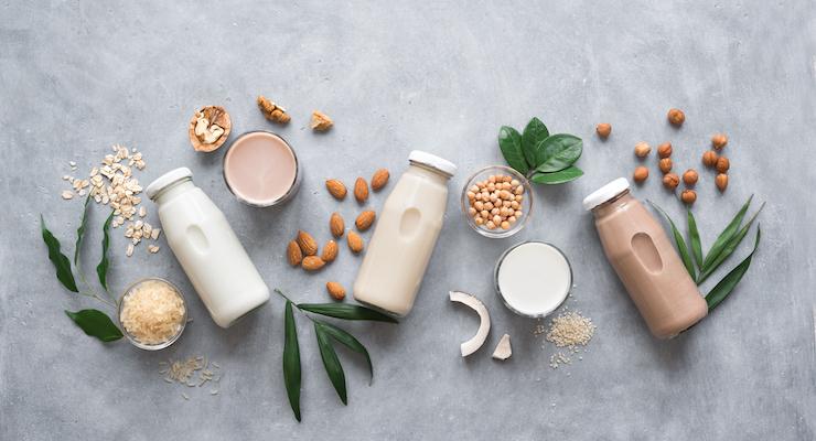 Prinova Launches New Plant Premixes for Dairy Alternatives