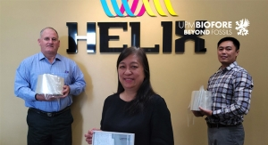 HELIX PACKAGING INC: CALCULATED SUSTAINABILITY BENEFITS WITH PET LINER