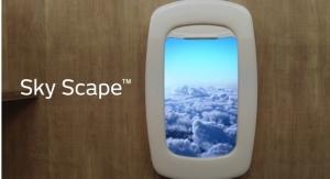 JOLED, LandSkip Jointly Develop Digital Airplane Window