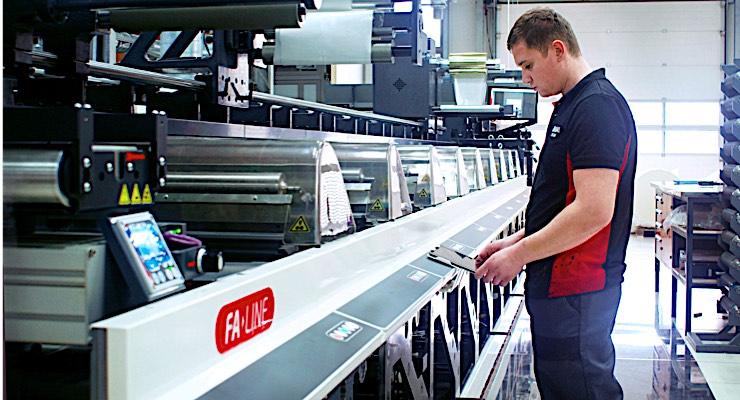 Nilpeter installs first FA press in Kazakhstan