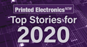 Printed Electronics Now's Top Stories for 2020