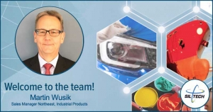 Siltech Corporation is pleased to announce Martin Wusik as the Northeast U.S. Sales Manager