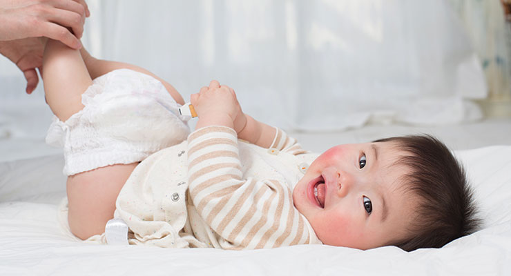 Baby Diapers: A Changing Market