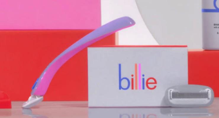 P&G Says Bye, Bye Billie
