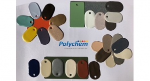 Polychem Powder Launches 2021-22 Color Trend Palettes