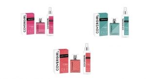CoverGirl Adds Fragrances