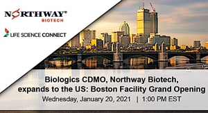 Northway Biotech Expands to the US: Boston Facility Grand Opening