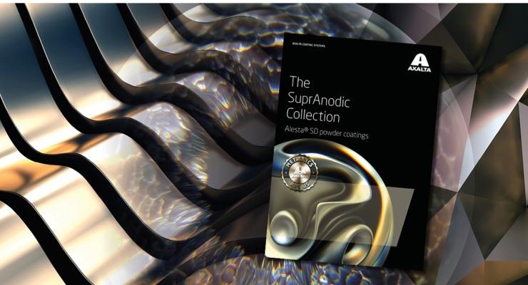 Axalta Powder Coatings Presents SuprAnodic Collection