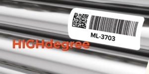 New Polyonics label material helps metal processors avoid recalls
