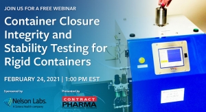 Container Closure Integrity and Stability Testing for Rigid Containers