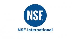 NSF Begins New Certification Program