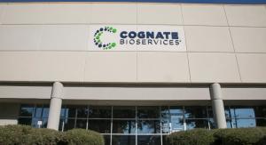 Cognate BioServices Announces Major Expansion
