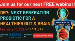 DR7: Next Generation Probiotic for a Healthier Gut & Brain