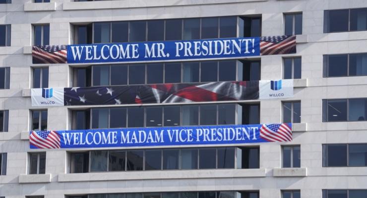 Associations Congratulate Biden & Harris