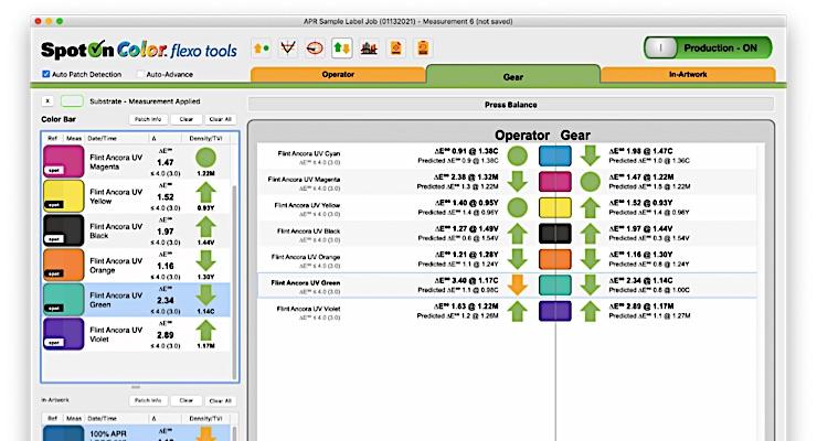 APR, SpotOn! launch new color management platform
