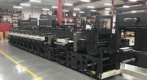 Niagara Label upgrades with Nilpeter flexo press