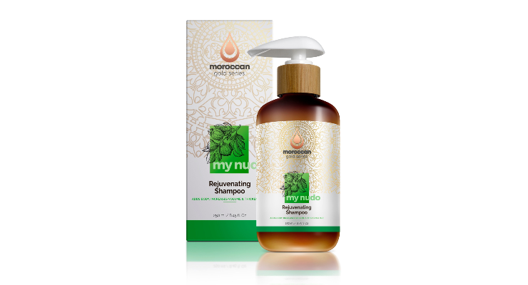Moroccan Gold Series Launches NuDo Shampoo