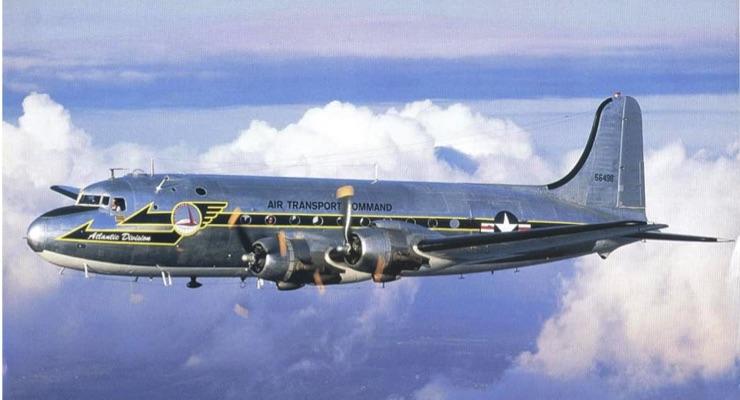 PPG Donates Coatings, Sealants to Help Restore Douglas C-54 Skymaster Aircraft