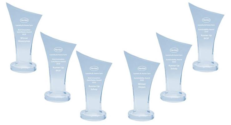 Henkel Recognizes Top Suppliers