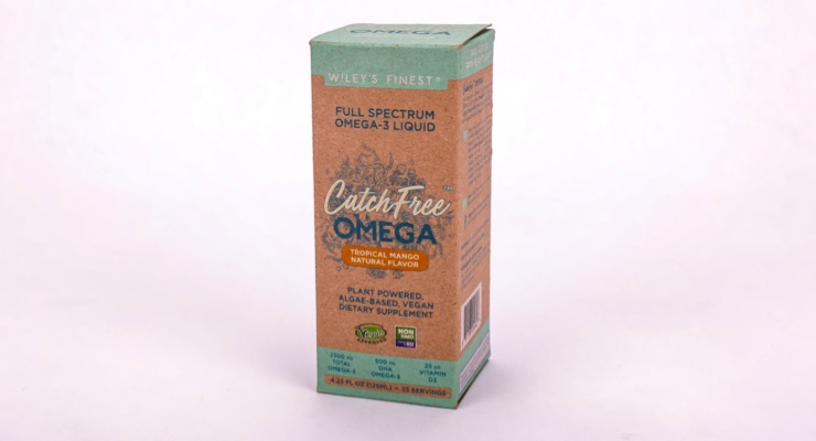 Wiley's Finest Earns Accolades for Taste of Omega-3 Products