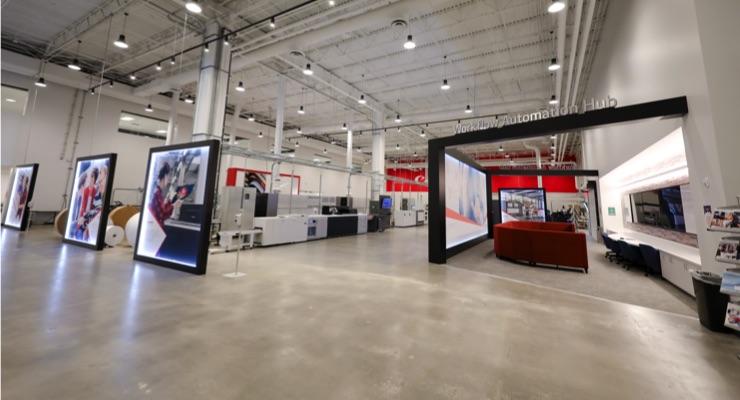 Canon Unveils Canon Americas Customer Innovation Center in Boca Raton, FL