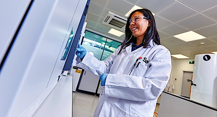 Sai Life Sciences Expands Capabilities