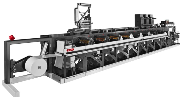 StrongPoint Labels adds Nilpeter FA-17