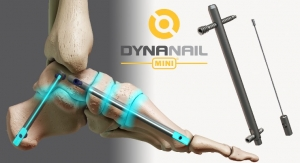MedShape Launches DynaNail Mini for Medial Column Fusion