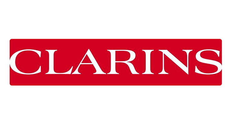 New Slogan, New Logo for Clarins